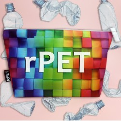 RECYCLED PET Product (made from recycled plastic bottles)