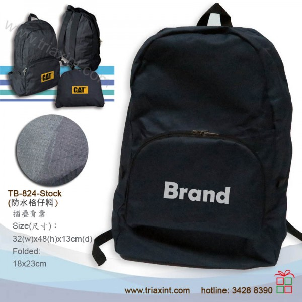 FOLD-ABLE BACKPACK